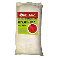 Сухая огнебиозащитная пропитка для ткани